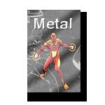1.75x6.625 Metal Bookmarks