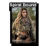 spiral bound calendar